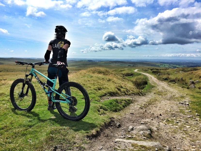Cotic Flare: my year of mountain bike adventures | adele mitchell